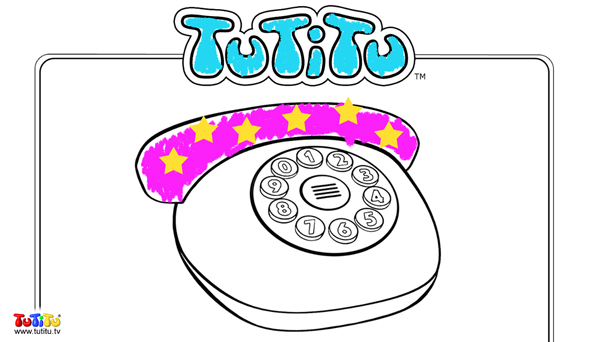 tutitu coloring pages for kids - photo#6