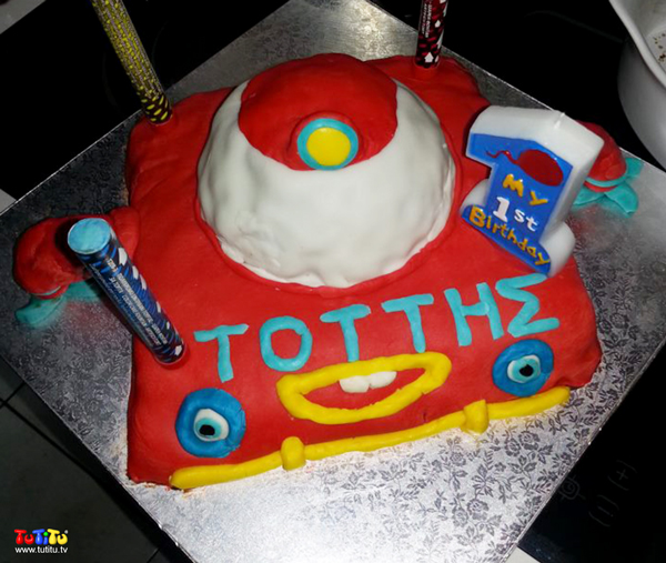 Daphne Made Her Own Birthday Cake Too: 7 Amazing Birthday Cake Inspirations
